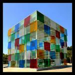 A Cube, But Not Rubik's by skarzynscy