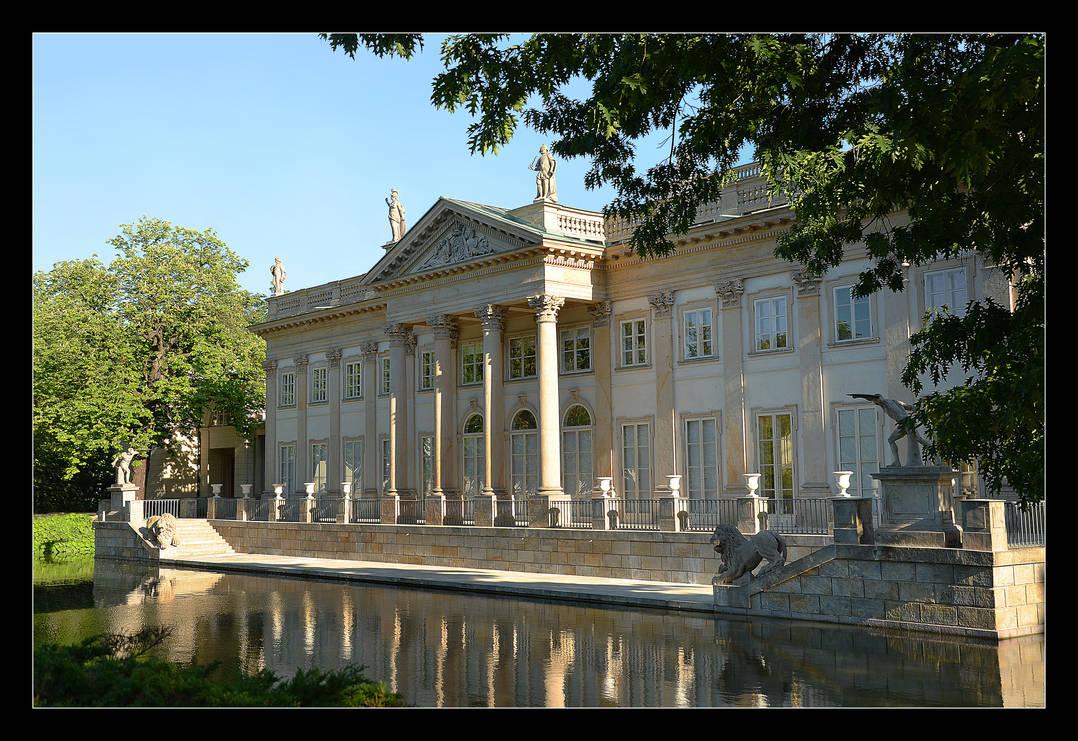 Palace On The Island by skarzynscy