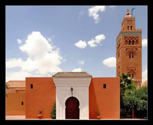Mosque de la Koutoubia