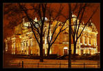J. Slowacki Theater in Krakow