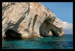 Cliffs Of Zakinthos