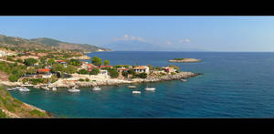 One More Idyllic Panorama Of Zakynthos