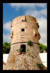 Tower In Monastery of Agios Georgios