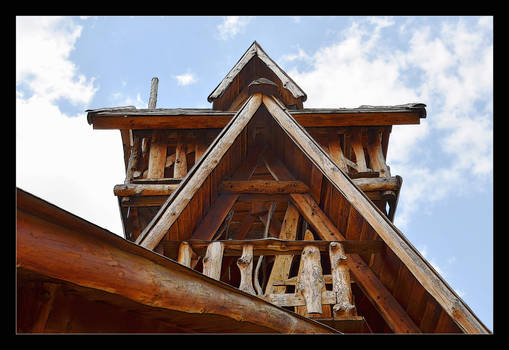 The Finesse Of Wooden Architecture