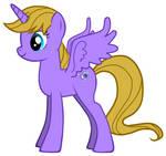 My Ponysona from Pony Creator