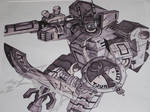 warhammer Tau comander
