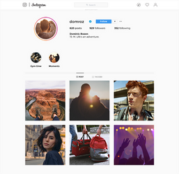 Dom - Instagram