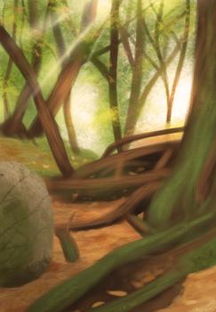 Forest speedpaint 2020