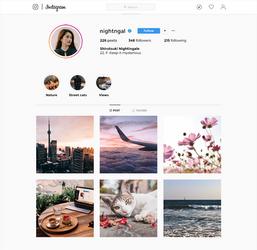 Shiro - Instagram
