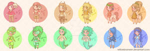 Astro adopts [OPEN] Batch 1 (male and female)