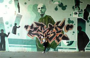 Graffity ID by leani