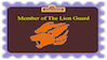 Lion Guard Member Stamp by FriendshipFan1996