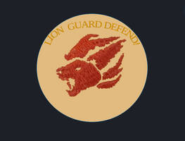 Fanmade Mark of The Guard Pin