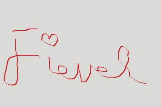 Fievel's Autograph (Fanart)
