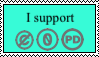 I Support The Public Domain by FriendshipFan1996