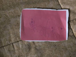 Rafiki's Autograph Photocopy