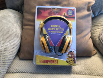 Lion King Headphones by FriendshipFan1996