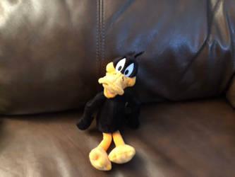 Six Flags Daffy Duck Plush by FriendshipFan1996