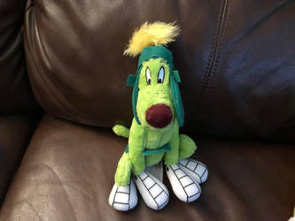 Six Flags K-9 Plush by FriendshipFan1996