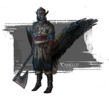 Valkyrie in Armor
