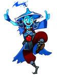 Storm spirit girl