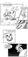 PMD Comic: Blue Rescue Team 1-3 (1)