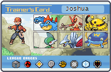 Trainer License - Johto by LongshotLink