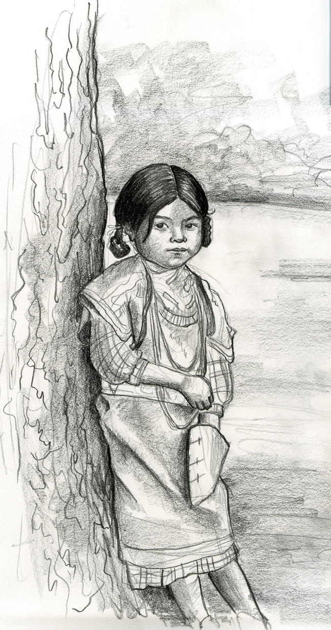 American Indian Child Drawing | www.pixshark.com - Images ...