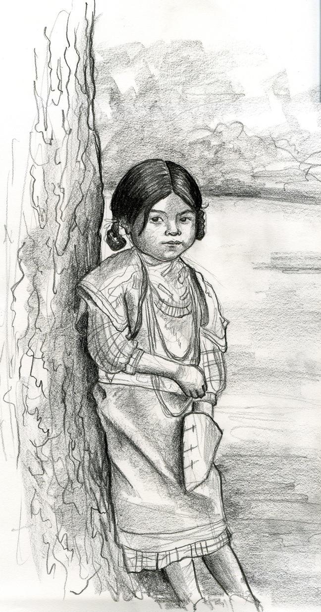 American Indian Child Drawing | www.pixshark.com - Images ...