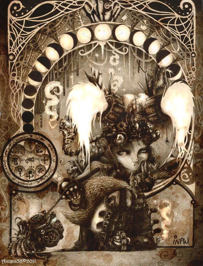 Nouveau steamgirl by anubis58 on deviantart - Steamgirl download ...