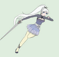 weiss schnee by yuritho