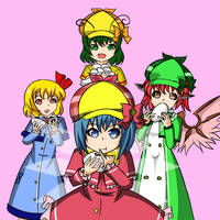 4 baka by yuritho