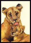 Mother by Shema-the-lioness
