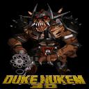 Duke Nukem 3D Dock Icon 1 by haywire7