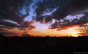 Ultimul apus / Last sunset by geographu