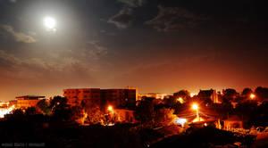 Night shot by geographu