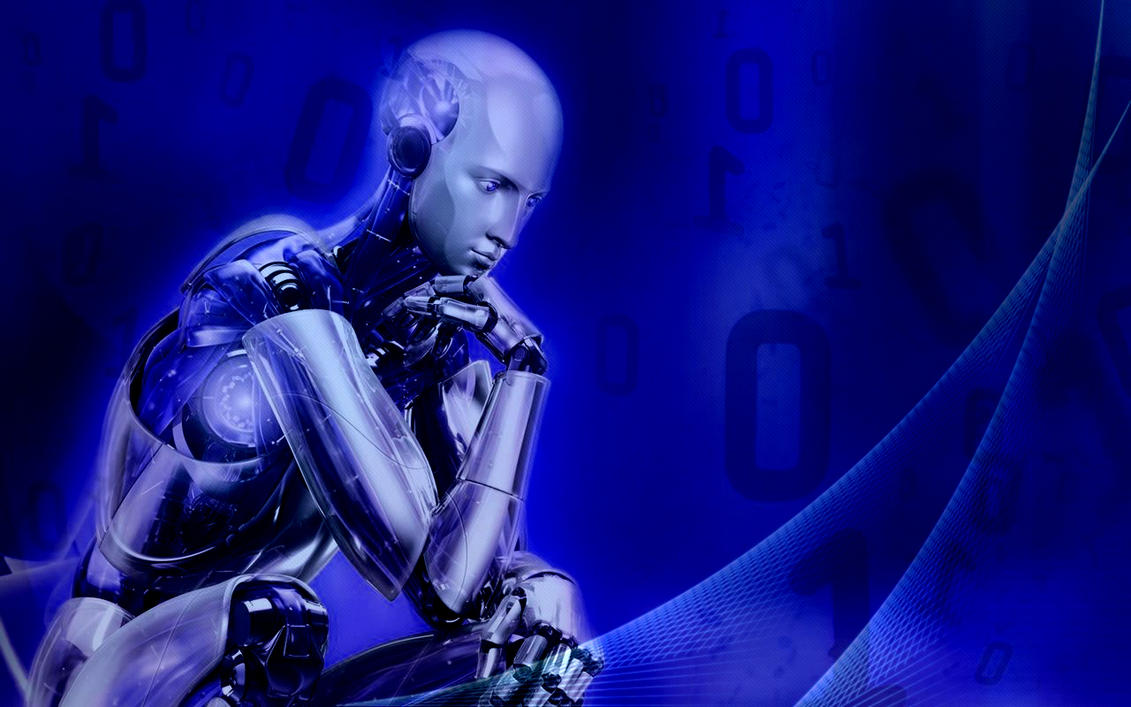 vista-robot by arthursmith