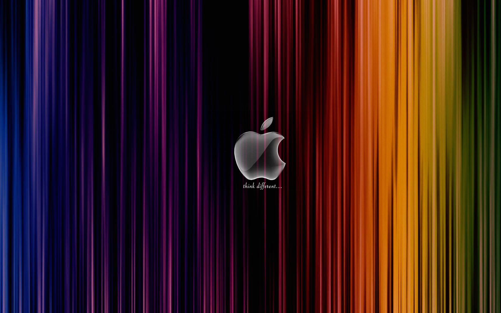 Apple-think different by arthursmith