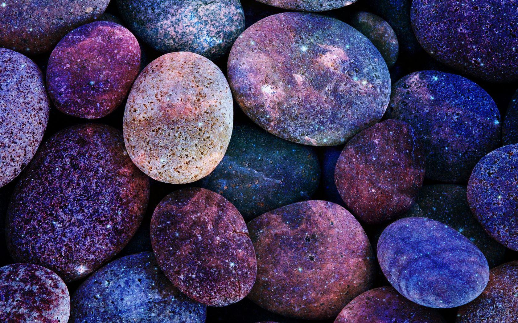 Vista star stones by arthursmith on deviantart for Stone wallpaper