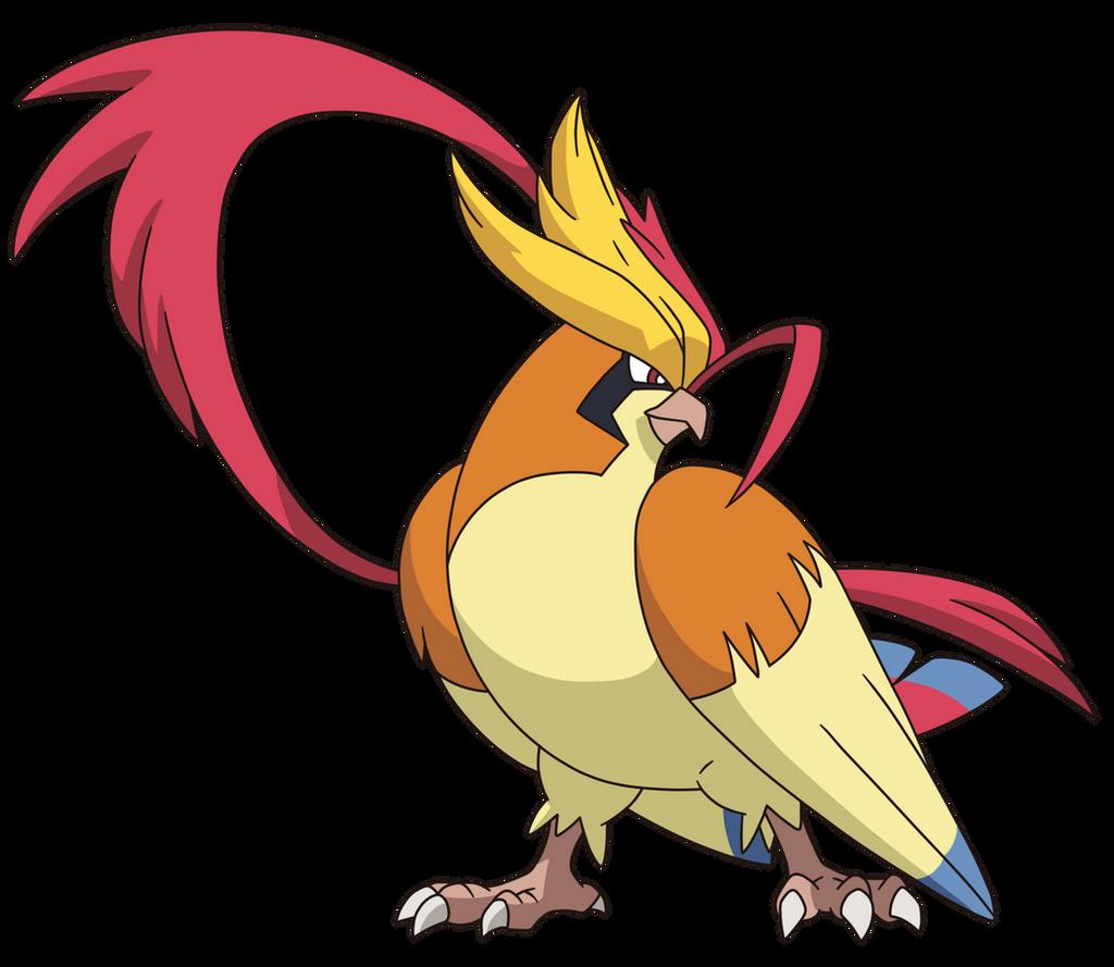 Pokemon Pidgeot