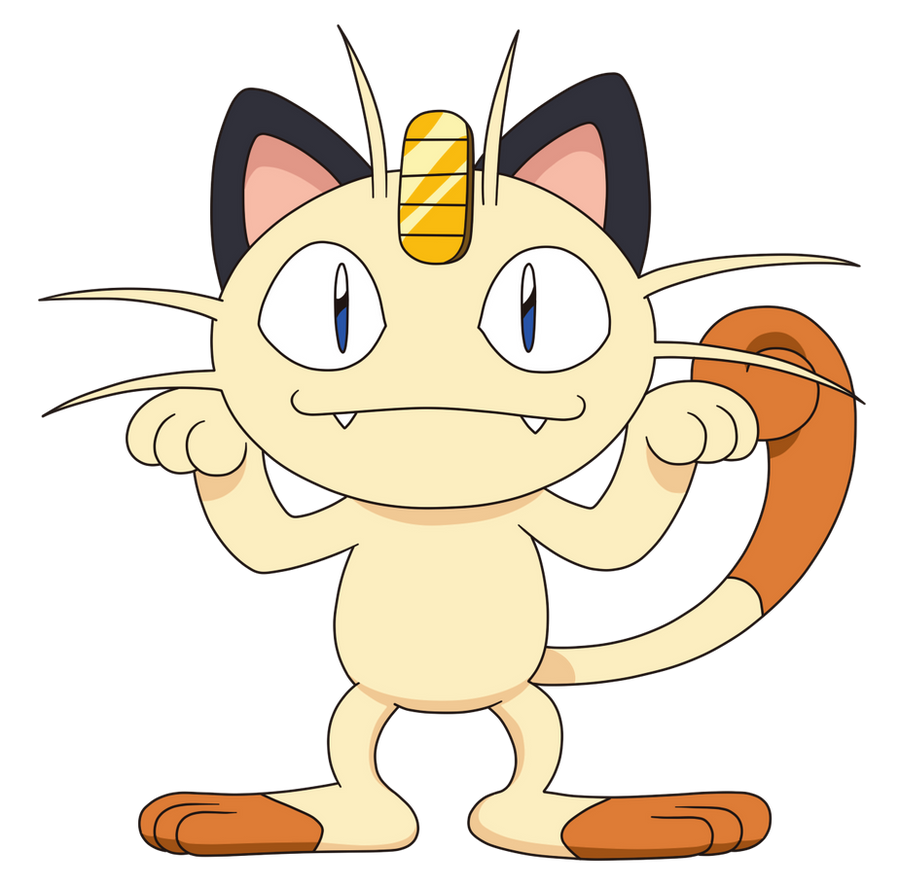 Meowth Images | Pokemon Images