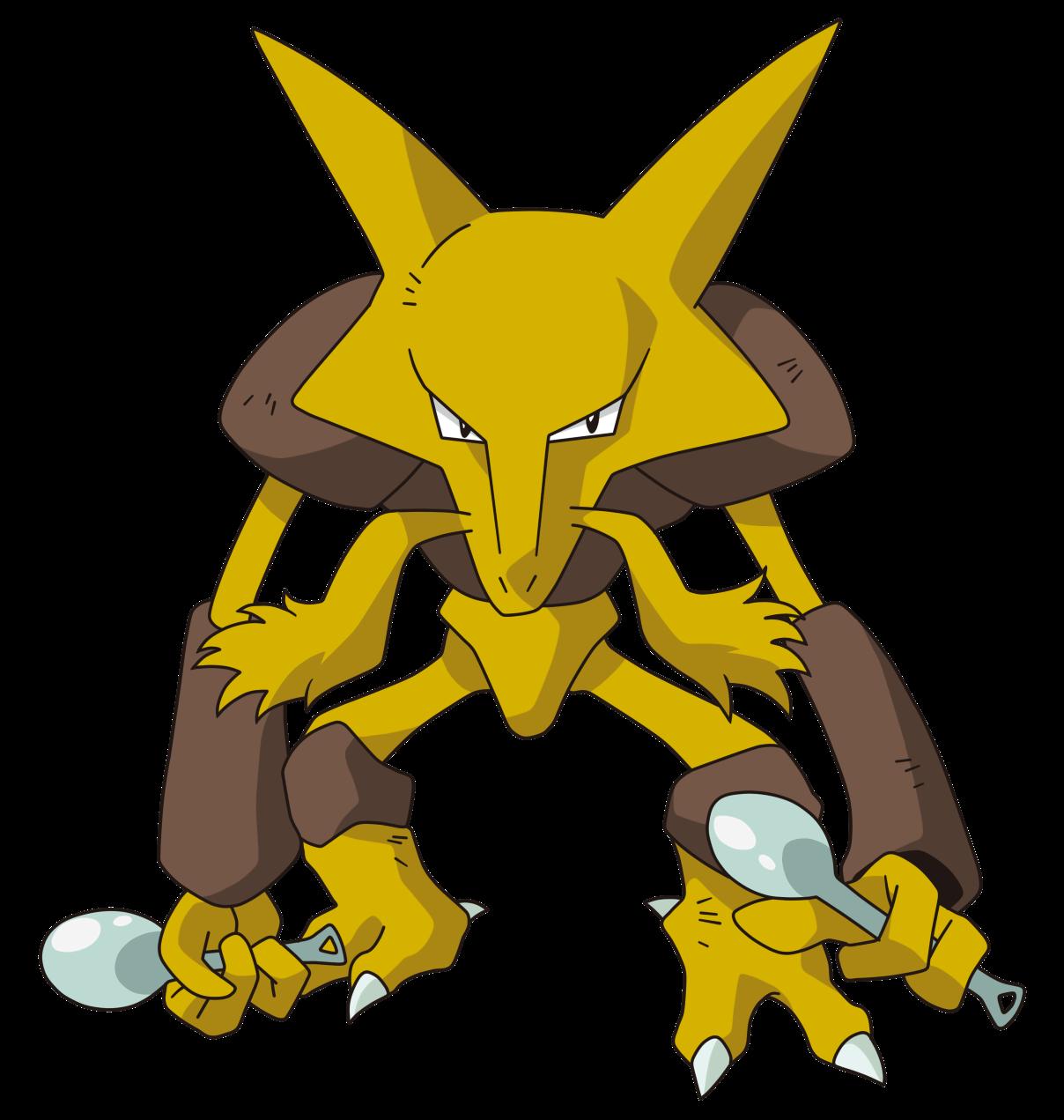 Alakazam Images   Pokemon Images