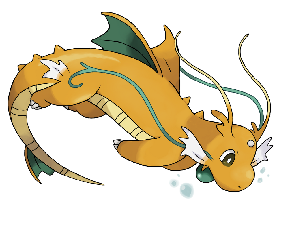 Mega Dragonite (With Mega Stone) - Fanmade Content - The Pokemon ...