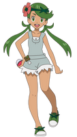 Mallow Anime Artwork