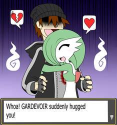 Gardevoir -The Embrace Pokemon by RakkuGuy