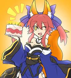 Happy Birthday from Caster by RakkuGuy