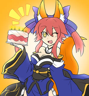 Happy Birthday from Caster