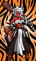 Red Oni Rairaku