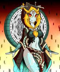 Patreon Poll Winner - Midna by RakkuGuy