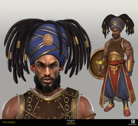 Dogmas of the moors by Messiah972
